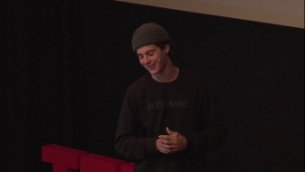 Embedded thumbnail for Fight or flight – what will it be?   Nico Porteous   TEDxYouth@AvonRiver